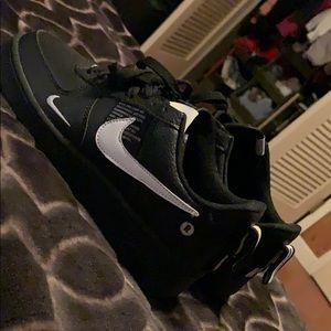 Nike Air Force 1 Low Utility Black & White